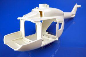 Spielzeug Hubschrauber-Rumpf für Playmobil