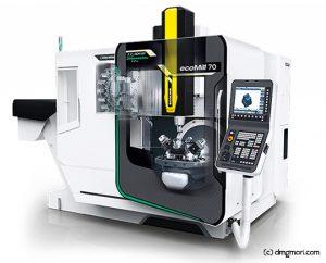 Werkzeugbau Formenbau Fräsmaschine